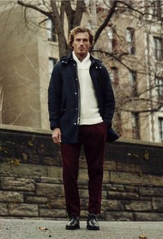 A Man of Many Layers: Club Monaco Unveils Latest Arrivals