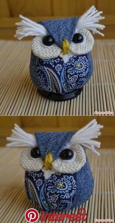 owl crafts for preschoolers . owl crafts for kids . owl crafts for adults . owl crafts for toddlers . owl crafts for kids to make . Owl Sewing, Sewing Toys, Sewing Crafts, Sewing Projects, Craft Projects, Owl Crafts, Diy And Crafts, Arts And Crafts, Owl Patterns