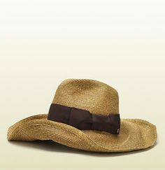 7bcc5e379a1 Shop for Light Brown Havana Hat by Gucci at ShopStyle.