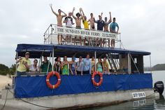 Sundays River Ferry - Boat Trips on the Sundays River near Port Elizabeth, Eastern Cape Addo National Park, National Parks, Ferry Boat, Port Elizabeth, Great Places, South Africa, Cape, Trips, Scenery