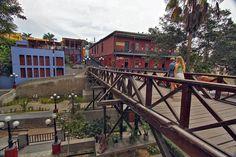 Puente de los Suspiros Barranco