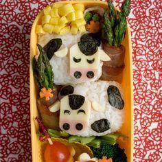 How to Make a Cow Bento Lunch Box - parenting.com