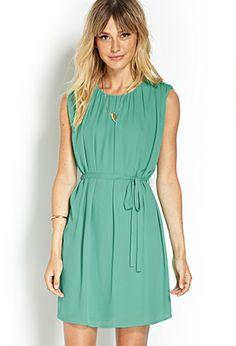 Mint Green Dress Forever 21 - Missy Dress
