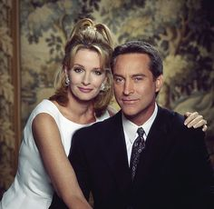 Marlena and John on Days of our Lives/ #DOOL Used to love this!