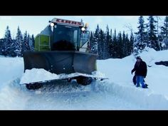The Snowbine Harvester Part 1 - Top Gear - BBC The lite side for 2014