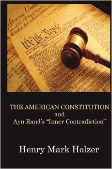 Henry Mark Holzer offers an unusually clear picture of the Constitutional dilemma facing the US today, By stacking the current scene alongside Ayn Rand's philosophy of personal freedom, he gives not only her fans, but the broader public a look at the tangled mess. This well-written book is really an important one for everyone to read. Would do well in a high school American History or Civics class. (Is that even taught anymore?)