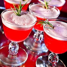 6 Essential Drinks for January Entertaining: The fun doesn't stop just because the holidays are over. These light and refreshing drinks will help start the new year off right.