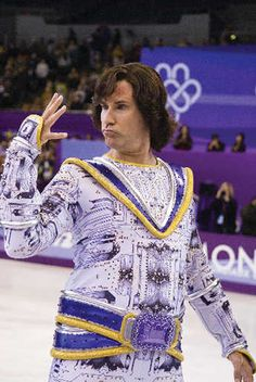 ice skating costumes -- Will Farrell in 'Blades of Glory'