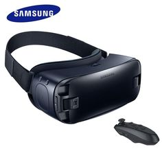 VR Gear4 Virtual Reality 3D Glasses 100% Original With Touch Pad Type-C Interface for Samsung Galaxy   Bluetooth Remote SG-4.0