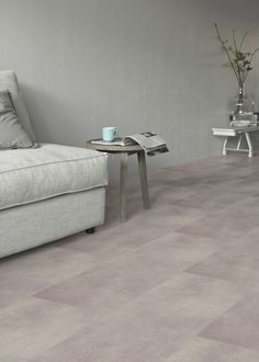 Pro flex grey oak loose lay pvc vloer 884 29 95 m2 incl btw snygga golv - Grijze wand taupe ...