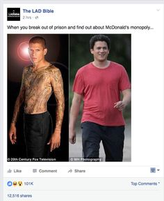 Shocking: Prison Break Actor Wentworth Miller Thought About Suicide