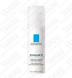 EFFACLAR HIDRATANTE MATIFICANTE ACTIVA LA ROCHE POSAY 40 ML