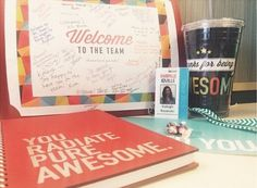Tips for onboarding through a new hire's eyes - Article employee recognition #motivation
