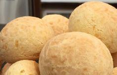 Pão de queijo maravilhoso da Ana Maria Braga