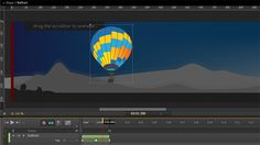 Exploring parallax scrolling, animation, and text effects in Adobe Edge Animate CC