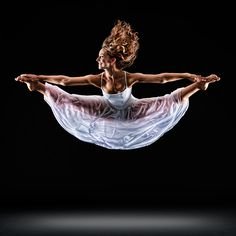 Crazy Dance Leap!  Get some new dance attire or take some dance lessons at Loretta's in Keego Harbor, MI!  If you'd like more information just give us a call at (248) 738-9496 or visit our website www.lorettasdanceboutique.com.