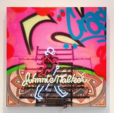Believing that underground art is a culture that defies simple characterization, Jonathan LeVine will exhibit a variety of celebrated, controversial, and unknown artists. Museum Of Modern Art, Graffiti Art, Neon Signs, Gallery, Modern Art Museum