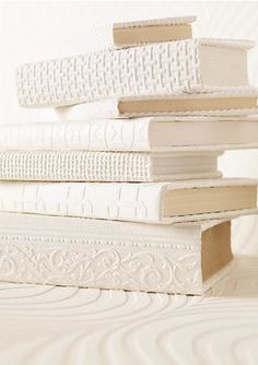 Textured Book Covers