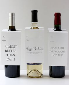 Are you looking for ideas for happy birthday funny?Check this out for perfect happy birthday inspiration.May the this special day bring you happy memories. Wine Bottle Tags, Wine Tags, Wine Bottle Crafts, Wine Label, Happy Birthday Funny, Wine Birthday, Birthday Humorous, Birthday Wishes, Wine Gifts