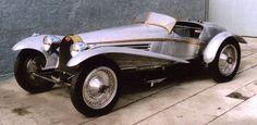 Ron Kellogg's Bugatti Type 57/59 Roadster Special   Dean's Garage