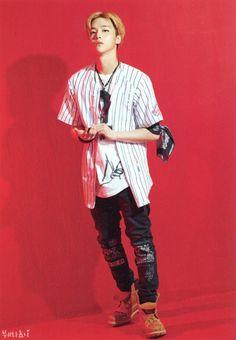 iKON Welcome Back 'Half Album' Photobook #JinHwan