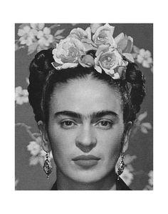 Poupée originale déco Little Big Dolls Frida Kahlo