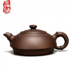 Zhuduan Teapot from Yixing - Zisha Clay