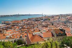 Lissabon Aussichtspunkt