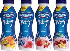 Danone Pitny Drinkable Yogurt