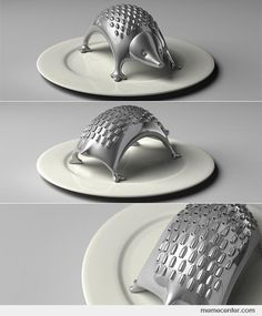 Cool Hedgehog Cheese Grater