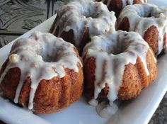 Nutty Buddy Bundt Cake