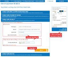Lựa chọn phương thức thanh toán và xuất hóa đơn VAT