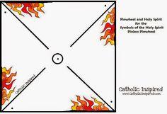 pentecost symbol of fire