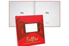 Knock Knock Selfies Photo Album is a three-dimensional place to keep and display your selfies. Looking for funny gifts for friends? Your search stops here. Perfect Captions, Best White Elephant Gifts, Funny Gifts For Friends, Best Selfies, Album Design, First Photo, Photo Book, Gift Guide, Personalized Gifts