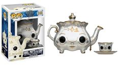 Disney's Live Action Beauty and the Beast Funko POPs! First Look! - FPN