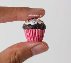 Cupcake Jewelry - Miniature Food