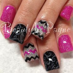 BeautyIsPayne cute nails