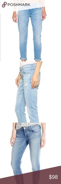 •Hudson• 'Finn' Boy Skinny NWT Hudson Jeans Jeans Ankle & Cropped