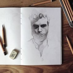 From my sketchbook ✏ #face #sketch #drawing #sketchbook #pencil #art #miro_z #arts_help #theartslovers #freshart #baigart #artistic_support #instartpics #sketch_daily #juventudartista #art_worldly #artsanity #artist_sharing #art_empire #moanart #art_discover_  #artworksfever #arts_gate #Art_iwork #artists_magazine #dailydrawoff @dailydrawoff #_tebo_ #beautifulbizarre