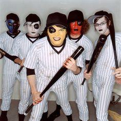 My Chemical Romance, music, ray toro, frank iero, gerard way, mikey way, bob bryar, Three Cheers For Sweet Revenge era