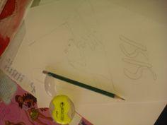 Mój rysunek mojego chomika Sisi <3