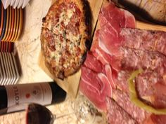 Pizza Night at Extra Virgin with House Cured meats