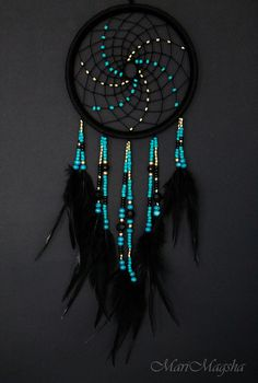 "Hunters handmade dreams.  Dream Catcher ""who"".  MariMagsha (Maria).  Online Store Fair Masters.  Dreamcatcher http://ecommerce.jrstudioweb.com/"