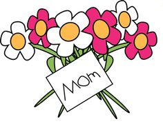 106 best mothers day clip art images on pinterest mother s day rh pinterest com clip art mothers day pictures clipart mothers day border