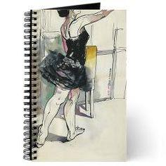 Ballet Art Journal > Dagugli Little Art Shop