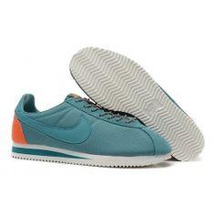 promo code 52e86 220fb Køligt Nike Cortez V1 Lysgrøn Orange Hvid Herre Skobutik   Fantastisk Nike  Cortez V1 Skobutik   Nike Skobutik Billige   denmarksko.com