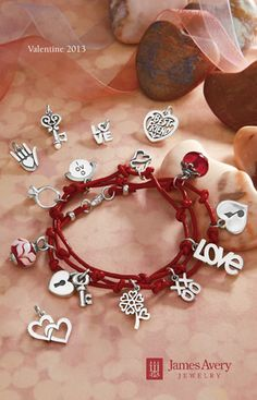 Valentine 2013 Catalog from James Avery Jewelry
