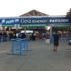 Gexa Energy Pavilion - Music Venues - Fair Park - Dallas, TX ...