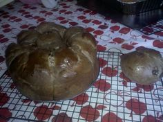 Double Chocolate Chip Challah - for Bread Machine - Original picture