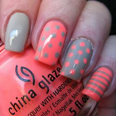 China Glaze Flip Flop Fantasy and OPI Did you 'ear about Van Gogh